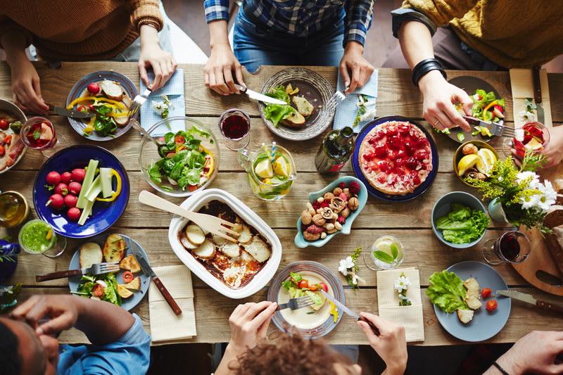 อาหารสุขภาพ เทรนด์ของคนยุค 4.0