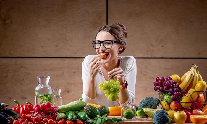 เลือกกินเพื่อสุขภาพและหุ่นที่ดีเพื่อตัวคุณ