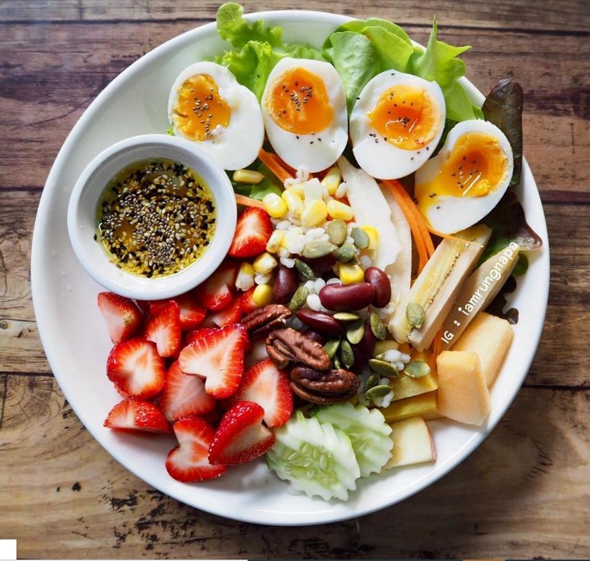5 เมนูอาหารเช้าเพื่อสุขภาพ รับรองว่าดี!
