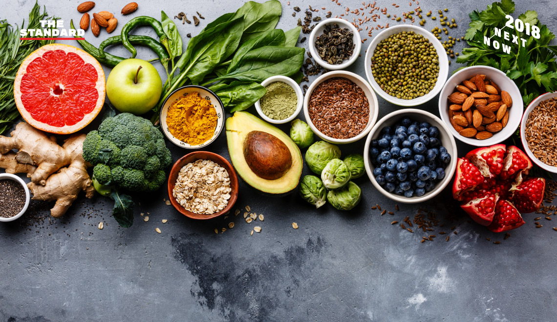 อาหารสุขภาพ ทางเลือกของคนรักสุขภาพ